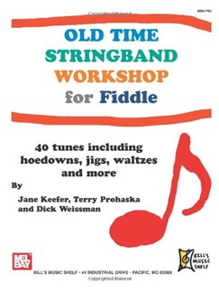Old Time Stringband Workshop for Fiddle Books | Violin
