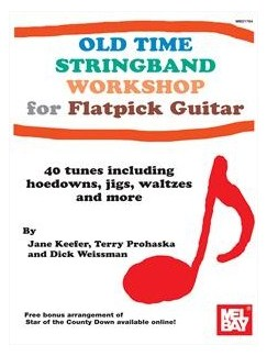 Old Time Stringband Workshop for Guitar Books | Guitar