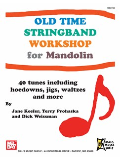 Old Time StringBand Workshop for Mandolin Books | Mandolin