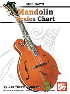 Mandolin Sclaes Chart  | Mandolin