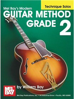 Modern Guitar Method Grade 2, Technique Solos Books | Guitar, Guitar Tab