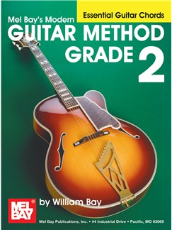 Modern Guitar Method Grade 2, Essential Guitar Chords Books | Guitar