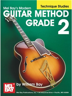 Modern Guitar Method Grade 2, Technique Studies Books | Guitar, Guitar Tab