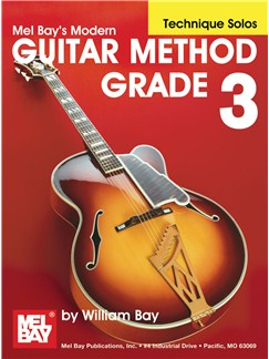 Modern Guitar Method Grade 3, Technique Solos Books | Guitar, Guitar Tab