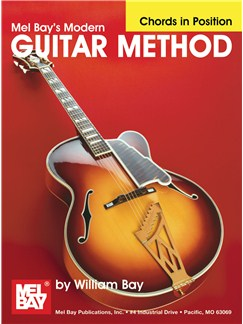 Modern Guitar Method, Chords In Position Books | Guitar