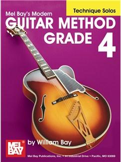 Modern Guitar Method Grade 4, Technique Solos Books | Guitar, Guitar Tab
