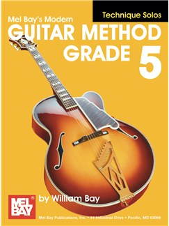 Modern Guitar Method Grade 5, Technique Solos Books | Guitar, Guitar Tab