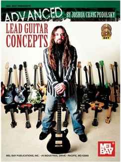 Advanced Lead Guitar Concepts Books, CDs and DVDs / Videos | Guitar