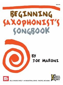 Beginning Saxophonist's Songbook Books | Saxophone