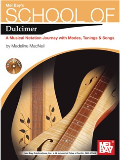School of Dulcimer:  A Musical Notation Journey Books and CDs | Dulcimer
