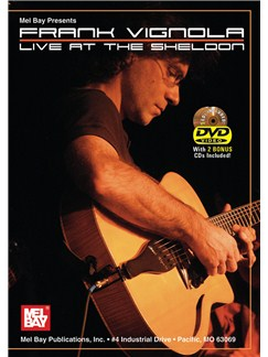 Frank Vignola: Live At The Sheldon DVDs / Videos | Guitar
