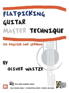 Flatpicking Guitar Master Technique Books | Guitar