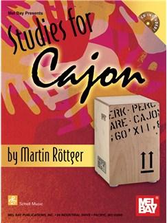 Studies For Cajon Books and CDs | Cajon