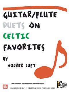 Guitar/Flute Duets on Celtic Favorites Books | Guitar