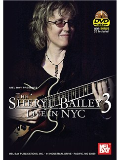 Sheryl Bailey 3: Live In NYC DVDs / Videos | Guitar