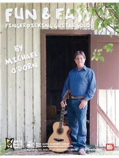 Fun and Easy Fingerpicking Guitar Solos Books | Guitar, Guitar Tab