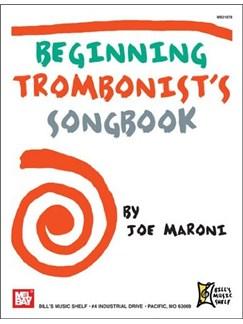 Beginning Trombonist's Songbook Books | Trombone