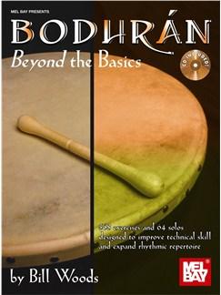 Bodhran: Beyond The Basics Books and CDs | Bodhran