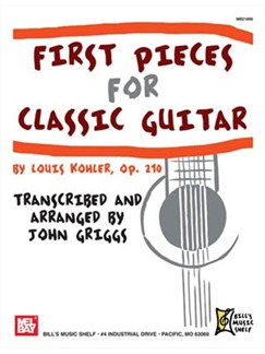 First Pieces for Classical Guitar Books | Guitar