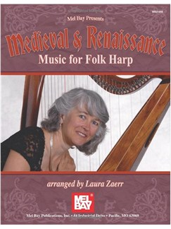 Medieval and Renaissance Music for Folk Harp Books | Harp