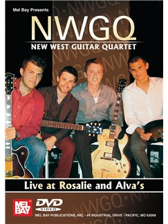 New West Guitar Quartet DVDs / Videos | Guitar
