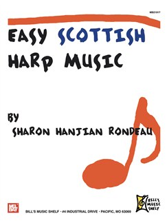 Easy Scottish Harp Music Books | Harp