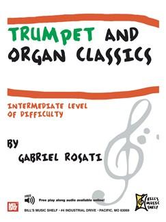 Trumpet and Organ Classics Books | Trumpet