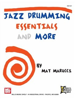 Jazz Drumming Essentials and More Books | Drums