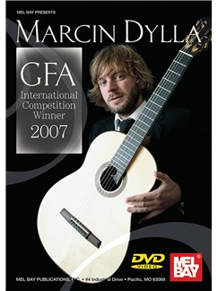Marcin Dylla: GFA Intl Competition Winner 2007 DVDs / Videos | Guitar