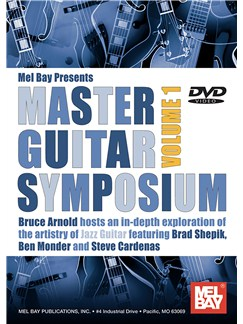 Master Guitar Symposium: Volume 1 DVDs / Videos | Guitar