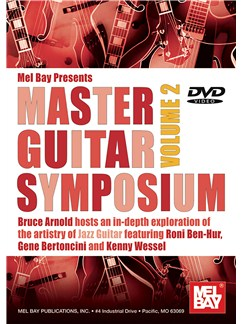 Master Guitar Symposium: Volume 2 DVDs / Videos | Guitar