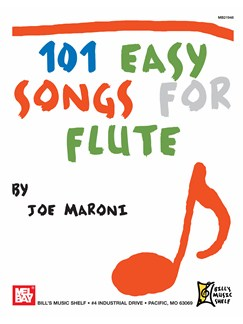 101 Easy Songs for Flute Books | Flute