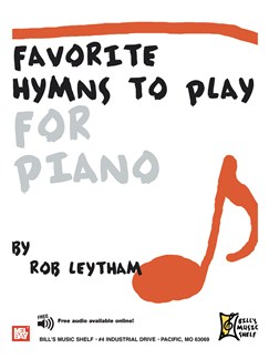 Favorite Hymns to Play for Piano Books | Piano