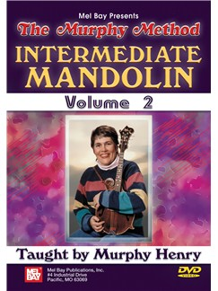 Intermediate Mandolin: Volume 2 DVDs / Videos | Mandolin