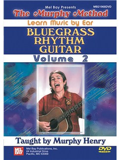Bluegrass Rhythm Guitar: Volume 2 DVDs / Videos | Guitar