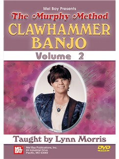 Clawhammer Banjo: Volume 2 DVDs / Videos | Banjo