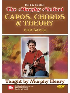 Capos Chords And Theory DVDs / Videos | Banjo