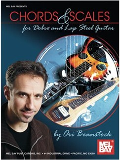 Chords and Scales for Dobro and Lap Steel Guitar Books | Dobro