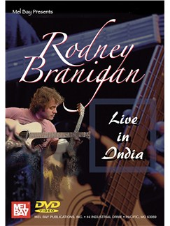 Rodney Branigan Live In India DVDs / Videos | Guitar