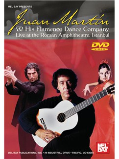 Juan Martin & His Flamenco Dance Company DVDs / Videos | Guitar