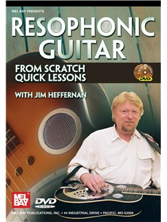 Resophonic Guitar From Scratch: Quick Lessons DVDs / Videos | Dobro