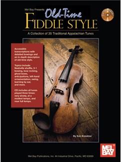 Ken Kolodner: Old-Time Fiddle Style Books and CDs   Violin