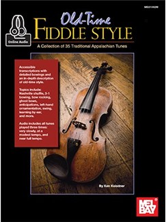 Old-Time Fiddle Style (Book/Online Audio) Books | Violin