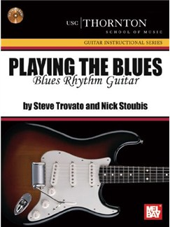 Playing the Blues:  Blues Rhythm Guitar Books and CDs | Guitar, Guitar Tab