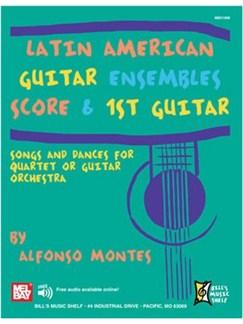 Latin American Guitar Ensembles Books | Guitar