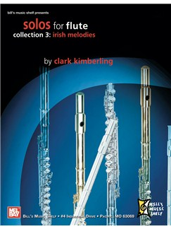 Solos for Flute, Collection 3: Irish Melodies Books | Flute
