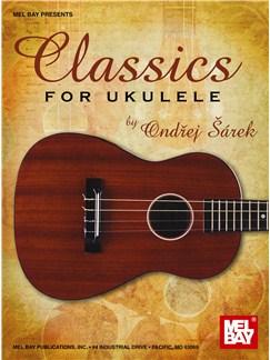 Classics for Ukulele Books   Ukulele