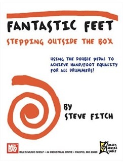 Fantastic Feet:  Stepping Outside the Box Books | Drums