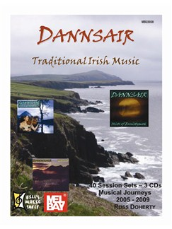 Dannsair - Traditional Irish Music Books | All Instruments