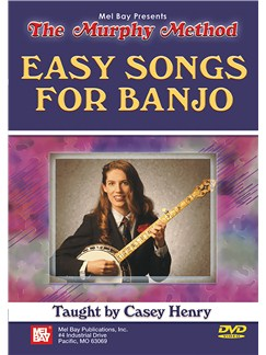 Easy Songs For Banjo DVDs / Videos | Banjo